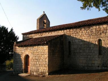 Collection Tourisme Gers/Eglise du Goalard/Tourisme Ténarèze