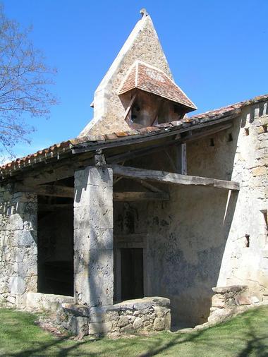 Collection Tourisme Gers/Eglise Sainte Quitterie de Laspeyres/Tourisme Ténarèze