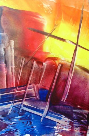 Collection Tourisme Gers/Atelier Bleu Ciel/Claude Ambollet