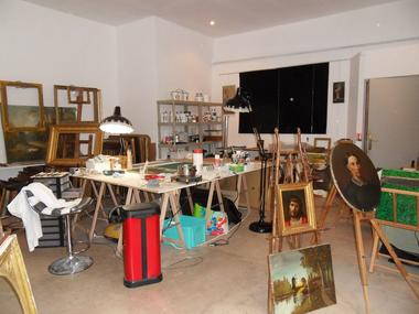 Collection Tourisme Gers/Atelier Philippe Bolac