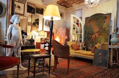Collection Tourisme Gers/Antiquaire Dubarry Carlier