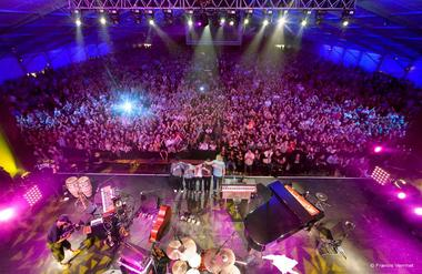 Collection Tourisme Gers/Jazz in Marciac/Francis Vernhet