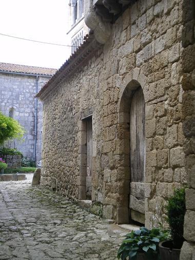 Eglise du village gascon