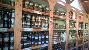 Conserves de produits du terroir