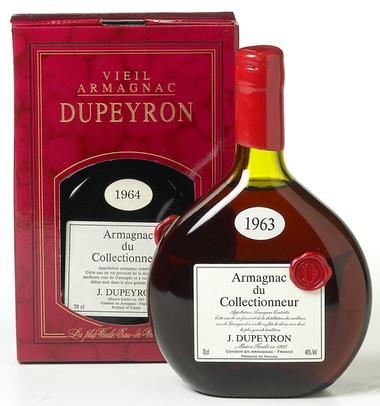 Armagnac du collectionneur