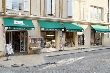 Collection Tourisme Gers/Fleurons de Lomagne/Julien Domec