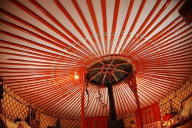 Collection Tourisme Gers/Les Yourtes de Gascogne/F. Milard