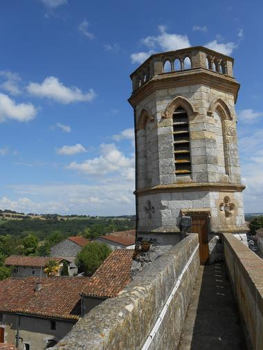 Tour de Guet de l'Église
