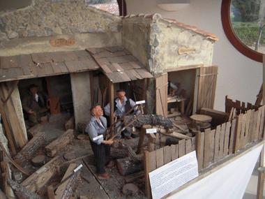 Collection Tourisme Gers/Salle des dioramas/C. Laffargue