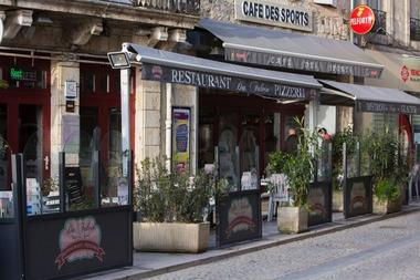 Collection Tourisme Gers/Restaurant pizzeria Da Fulvio - Le Grand Café/L. Bolzac