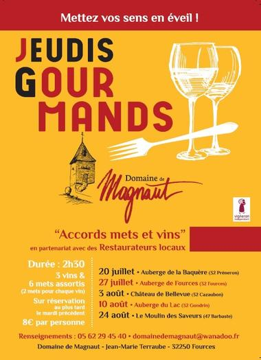 Collection Tourisme Gers/Domaine de Magnaut