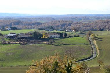 Village de Sauveterre
