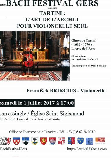 Collection Tourisme Gers/Bach Festival Gers