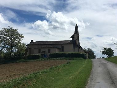 Eglise de Saint Lizier