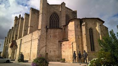 Cathédrale Saint Pierre de Condom et les Mousquetaires