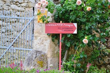 Exposition Chemins d'Art en Armagnac