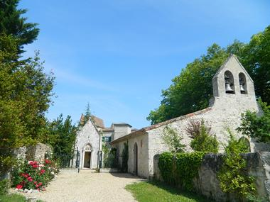 Chapelle de Gensac