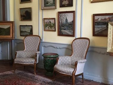 Galerie - Exposition de tableaux