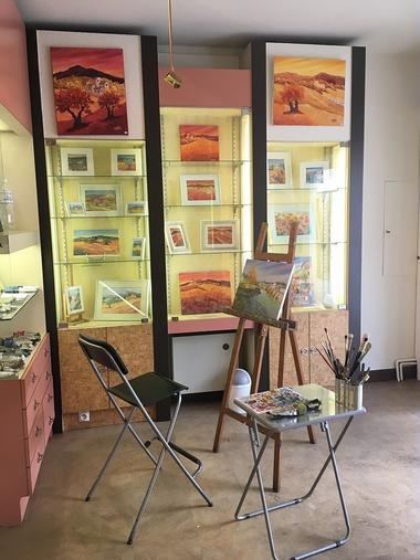 Collection Tourisme Gers/Atelier Maurice Vetier