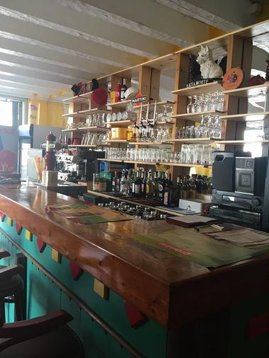 La Bodéga bar à vins