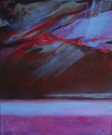 Danièle Cray artiste peintre