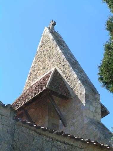 Eglise de Sainte Quitterie de Laspeyres