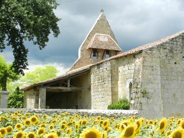 Eglise Laspeyres de Fourcès