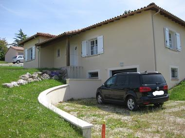 Maison de vacances à Larressingle