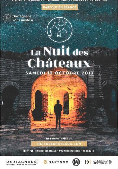 Nuit des châteaux