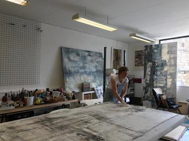 Atelier d'artiste Florencia Cairo