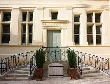 Musée Jean de la Fontaine Entrée < Château Thierry < Aisne < Picardie