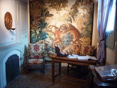 Musée Jean de la Fontaine int < Château Thierry < Aisne < Picardie