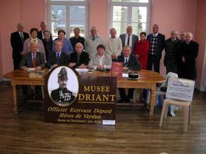 Musée du Colonel Driant < Neufchâtel-sur-Aisne < Aisne < Picardie