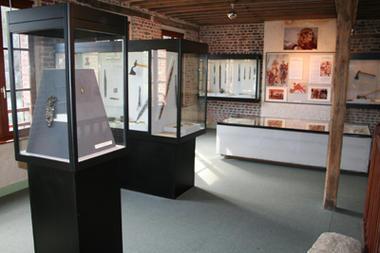 Musée des Temps Barbares II < Marle < Aisne < Picardie