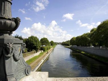 Pont du canal