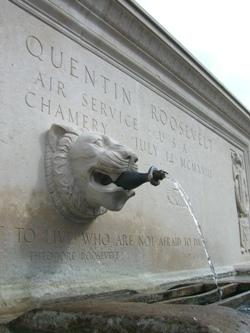 Monument Quentin Roosevelt 2