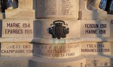 Monument aux morts de Villers-Cotterêts © OT Villers-Cotterêts (2)