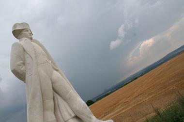 Monument de Napoléon V < Craonnelle < Aisne < Picardie
