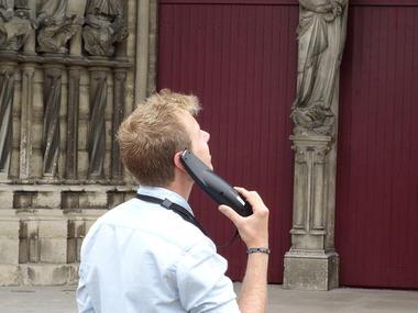 Visite audioguidée cathédrale 2016 < Laon < Aisne < Picardie