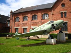 Avion < Musée de la résistance et de la déportation < Fargniers < Aisne < Picardie