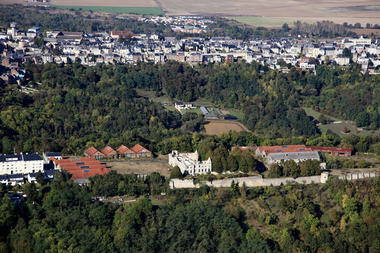Abbaye Saint-Vincent I < Laon < Aisne < Picardie