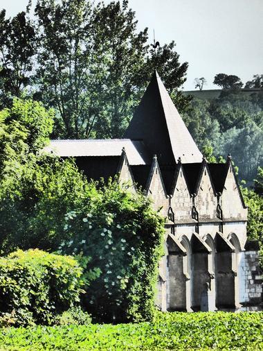 Aisne, BRISSAY-CHOIGNY, Eglise (2). Emilie MARTIAL, CCVO bis