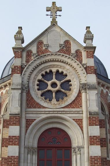 Aisne, CHEVRESIS-MONCEAU. Chapelle Frédéric Viefville. CCVO EMILIE MARTIAL bis