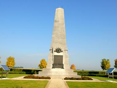 Mémorial de la 4éme division australienne