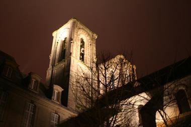 Bibliothèque municipale Suzanne-Martinet_vue extérieure < Laon < Aisne < Picardie