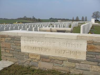 Cimetière britannique < Guerre 14-18 < WWI < Bellicourt < Aisne < Picardie < France