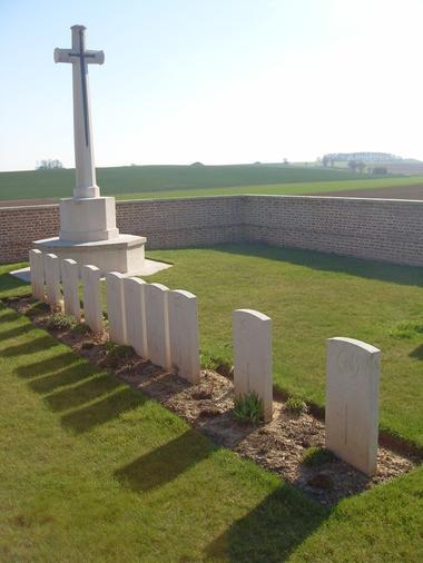 Cimetière Britannique < Guerre 14-18 < WWI < Brancourt-Le-Grand < Aisne < Picardie < France