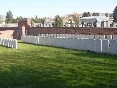 Extension du cimetière de Fresnoy < Guerre 14-18 < WWI < Fresnoy < Aisne < Picardie < France