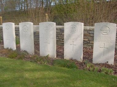 Cimetière de la Licorne < Guerre 14-18 < WWI < Vendhuile < Aisne < Picardie < France