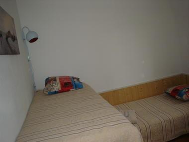 Chambre twin la n°2